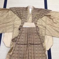 平成二十五年九月 新薄雪物語 詮議 幸崎伊賀守 衣装