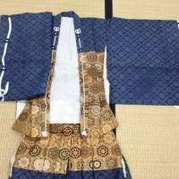 平成二十五年九月 陰陽師 序幕 俵藤太 衣装