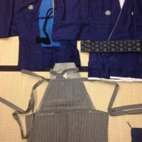 平成二十六年二月 心謎解色糸 序幕 本庄綱五郎 衣装
