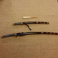平成二十六年十一月 熊谷陣屋 堤軍次 小道具