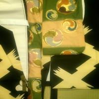 平成二十八年一月 茨木 渡辺源次綱 衣装