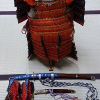 平成二十九年一月 しらぬい譚 菊地貞親(左近)小道具