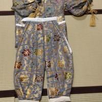 平成二十九年一月 しらぬい譚 菊地貞親(左近)衣装