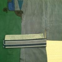 平成二十九年六月 一本刀土俵入 船印彫師辰三郎 衣装