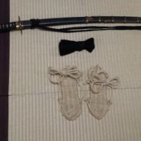 平成二十九年十一月 沓掛時次郎 六ツ田の三蔵 小道具