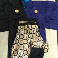平成三十年二月 一條大蔵譚 吉岡鬼次郎 衣装