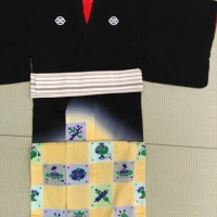 平成三十年二月 寿三代歌舞伎賑 男伊達 音羽の松緑 衣装