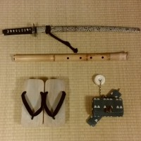 平成三十年二月 寿三代歌舞伎賑 男伊達 音羽の松緑 小道具